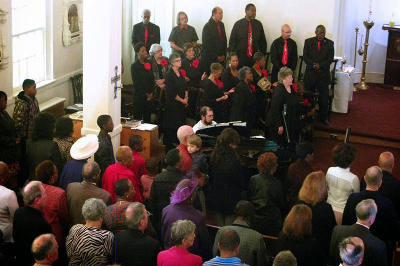 90th Celebration Mass – Choir