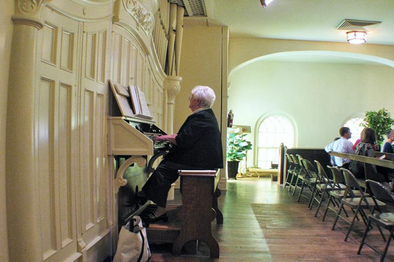 90th Celebration Mass – Organ