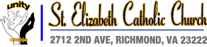 St. Elizabeth Catholic Church Logo