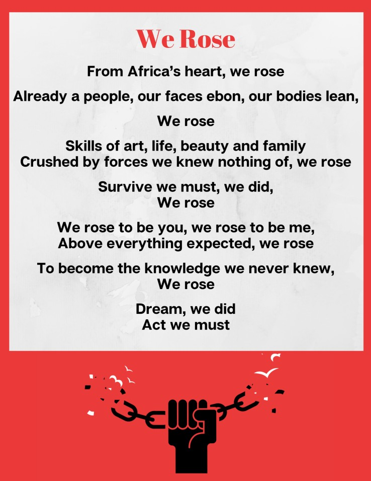 Pic Credit: Official Juneteenth poem, Lehigh University